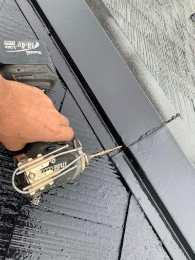 行田市屋根外壁塗装 屋根補修2