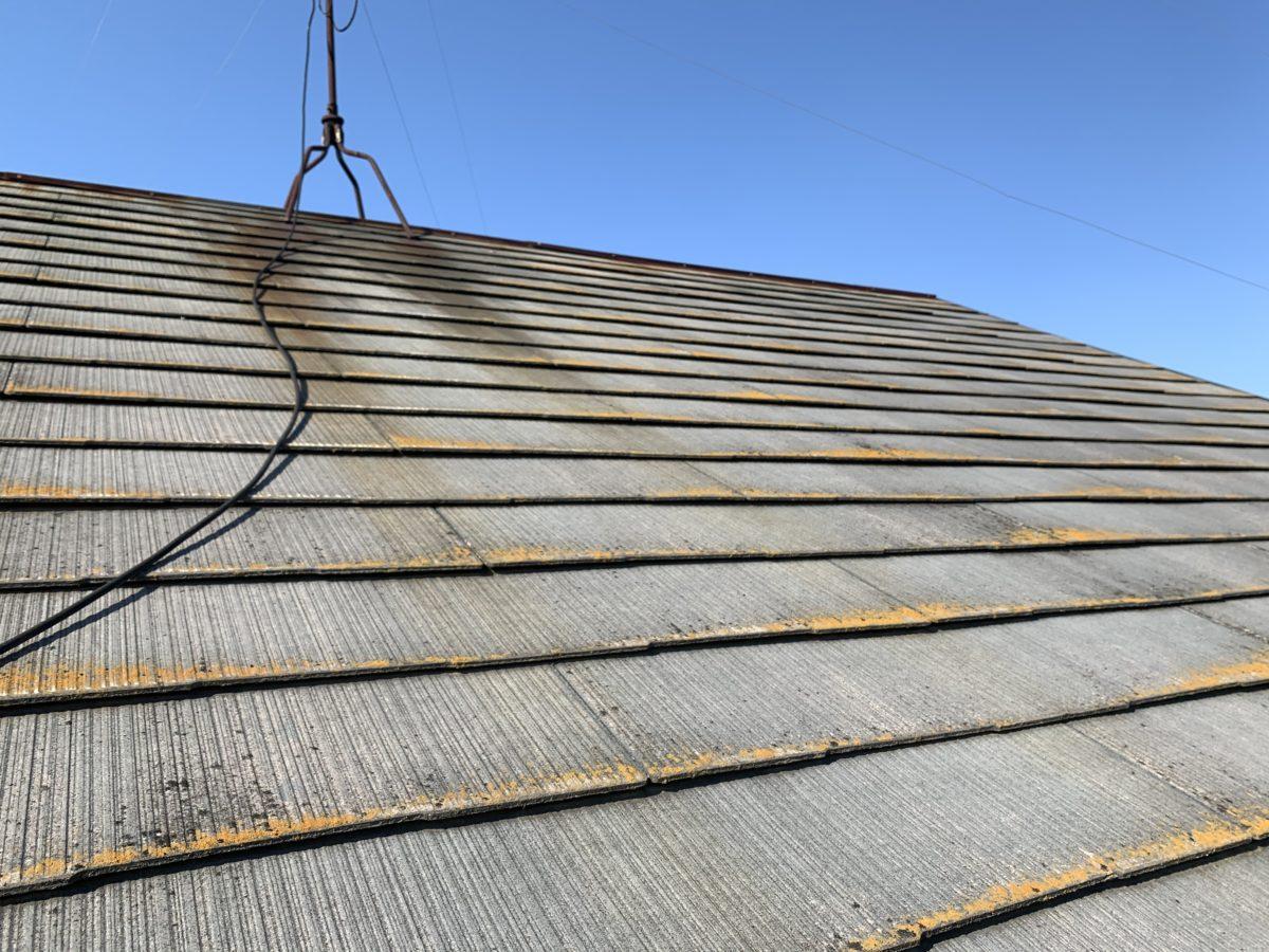 加須市屋根工事 現調2