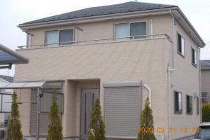 幸手市屋根塗装 施工前