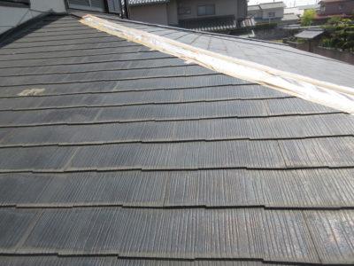 行田市屋根外壁塗装 現調2