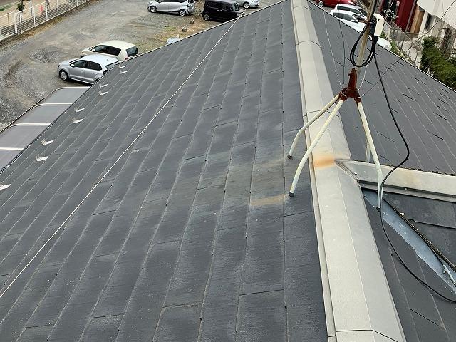 さいたま市桜区 パミール屋根の劣化
